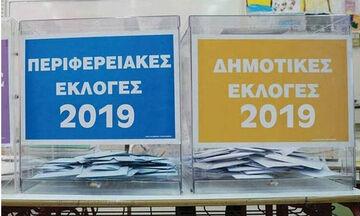 Εκλογές 2019: Οι αναμετρήσεις της δεύτερης Κυριακής σε Δήμους και Περιφέρειες