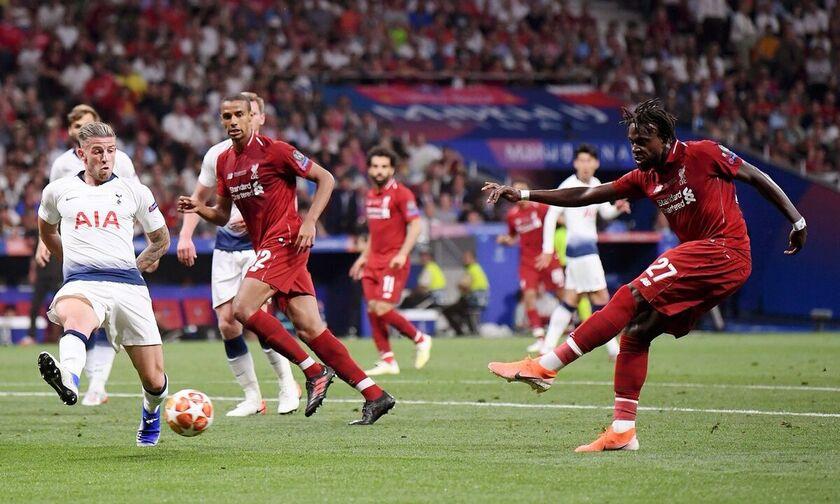 Τότεναμ - Λίβερπουλ 0-2: Όλα τα γκολ (vid)