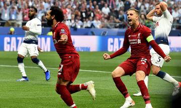 Τότεναμ-Λίβερπουλ 0-2: Σήκωσε το έκτο στη Μαδρίτη