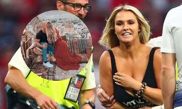 Τελικός Champions League: Μια όχι και τόσο αθώα εισβολή - Τι κρύβεται πίσω από το «ντου» (vid-pics)