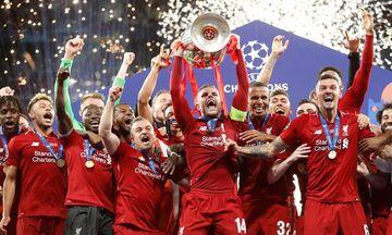 Champions League: Η Λίβερπουλ το σήκωσε, οι οπαδοί της έκαναν την πόλη... άνω κάτω! (pics)