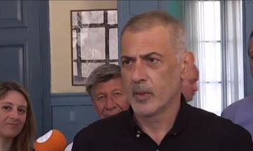 Εκλογές 2019: Ψήφισε ο Γιάννης Μώραλης - Τι δήλωσε