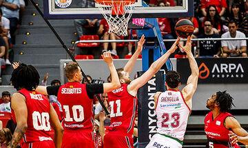 Σαραγόσα - Μπασκόνια 76-69: Εκτός συνέχειας ACB οι Βάσκοι! (vid)