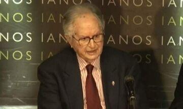 Πέθανε ο πρώην υπουργός Νίκος Λιναρδάτος