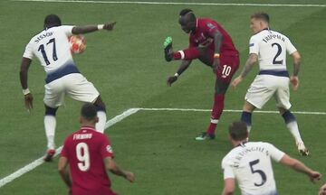 Tελικός Champions League: Το πέναλτι της Λίβερπουλ από διάφορες λήψεις (vid)