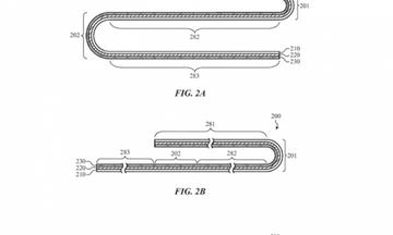 Η Apple χορήγησε δίπλωμα ευρεσιτεχνίας για αναδιπλούμενη συσκευή