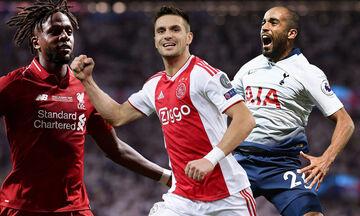 Οι απρόσμενοι ήρωες του Champions League
