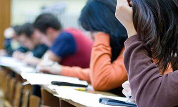 Τηλεφωνική γραμμή ψυχολογικής υποστήριξης για τις Πανελλαδικές Εξετάσεις