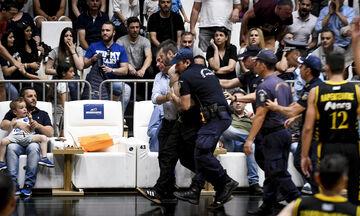ΑΕΚ: Κλείνει για μια αγωνιστική το ΟΑΚΑ για τα επεισόδια των οπαδών της στην Πάτρα