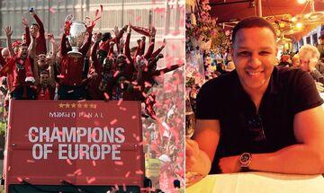 Μαχαιρωμένος στους πανηγυρισμούς της Λίβερπουλ για την κατάκτηση του Champions League