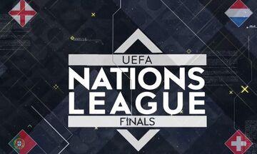 Τους αγώνες της τελικής φάσης του Nations League θα μεταδώσει το Open
