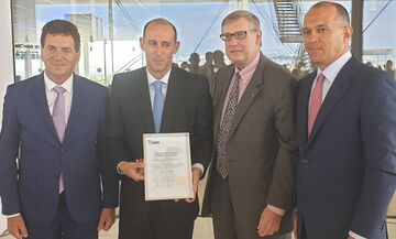 Arcadia: Παγκόσμιο βραβείο αξιοπιστίας στους Αγγελόπουλους από τον νηογνώμονα ABS