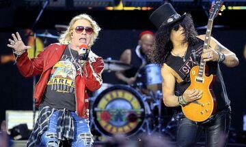 O Slash προαναγγέλλει το νέο άλμπουμ των Guns N' Roses