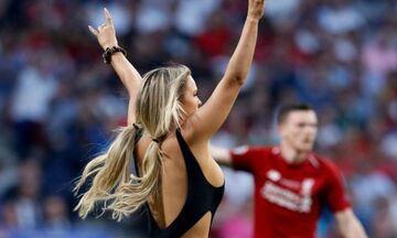 Η «γυμνή εισβολή» επέστρεψε στη Μαδρίτη... καβάλα στ' άλογο (pic)