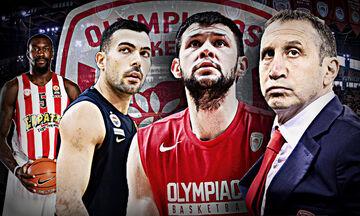 Ολυμπιακός: Η ομάδα της νέας σεζόν