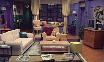 Από το «Friends» μέχρι το «Stranger Things», το ΙΚΕΑ ξαναστήνει τα πιο διάσημα τηλεοπτικά σαλόνια