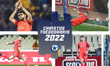 Επίσημο: Στον Ατρόμητο μέχρι το 2022 ο Χρήστος Θεοδωράκης