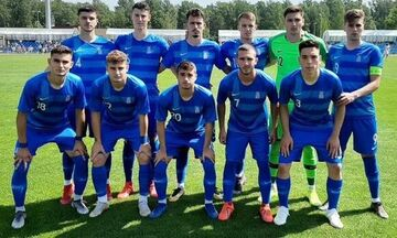 Η Εθνική Νέων 4-4 με το Τατζικιστάν σε διεθνές τουρνουά στη Ρωσία