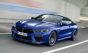 Νέα BMW M8 με έως 625 ίππους και πρωτοποριακά ηλεκτρονικά (vid)