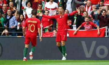 Πορτογαλία - Ελβετία 3-1: Δείτε όλα τα γκολ (vid)