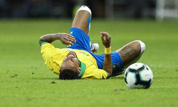 Βραζιλία: Ο Νεϊμάρ τραυματίστηκε και χάνει το Copa America! (vid)