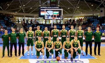 2019 FIBA Basketball World Cup: Η προεπιλογή της Λιθουανίας