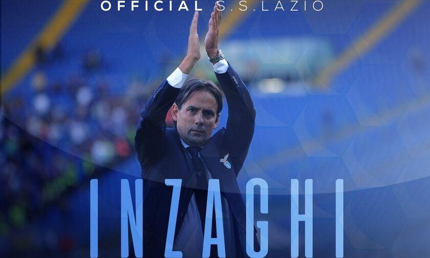 Επίσημο: Στη Λάτσιο μέχρι το 2021 ο Ιντζάγκι