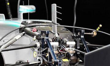 Η Mercedes αποκαλύπτει πως λειτουργεί η ανάρτηση ενός μονοθέσιου (vid)