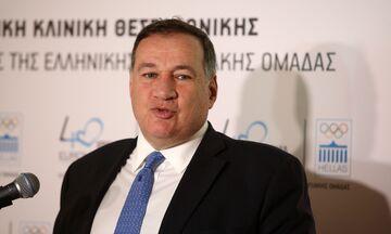 Καπράλος: «Κρίμα για τους Έλληνες αθλητές που θα χάσουν μια σημαντική διοργάνωση»