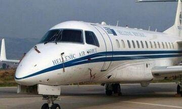 Ανατροπή: οι αθλητές στίβου με το πρωθυπουργικό αεροσκάφος στο Μινσκ
