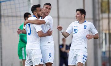 Με Βρουσάι η Εθνική U21 νίκησε 3-0 τη Γεωργία
