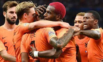 Nations League: Όλα τα γκολ του αγώνα Ολλανδία-Αγγλία 3-1 (vids)