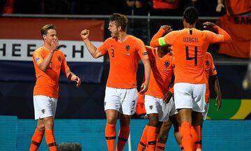 Στον τελικό του Nations League η Ολλανδία (highlights)