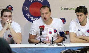 LEN Champions League: Ο Παπαναστασίου στο fosonline.gr για τους ημιτελικούς