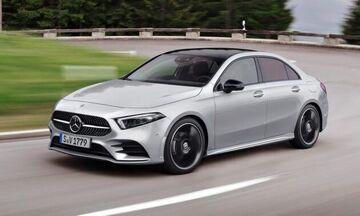 Ήρθε η πιο προσιτή και ακριβή Mercedes A-Class Sedan