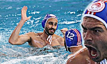 Προ Ρέκο - Ολυμπιακός 11-12: Στον τελικό του Τσάμπιονς Λιγκ πόλο ο Θρύλος!