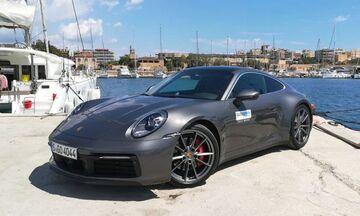 Οδηγούμε τη νέα Porsche 911 Carrera 4S