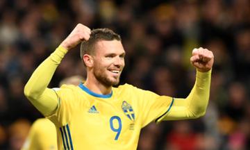 «Ζεστός» ο Μπεργκ με τη Σουηδία, αισιοδοξούν στον Ολυμπιακό (vid)
