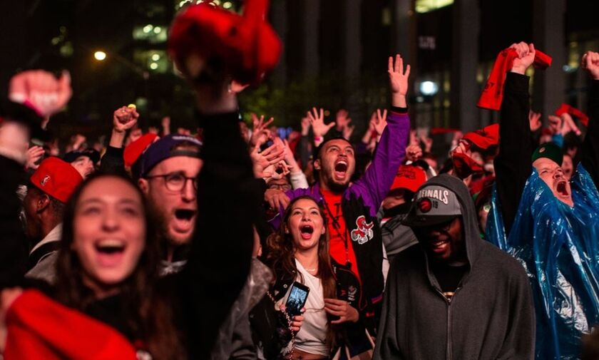 Ουόριορς - Ράπτορς 92-105: Οι Καναδοί πανηγυρίζουν σε Τορόντο και Oracle Arena! (vids)