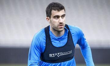 Παπασταθόπουλος: «Χαρούμενος στην Εθνική. Δεν σκέφτομαι τα ρεκόρ»