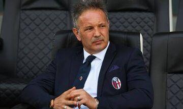 Ανανέωσε ως το 2022 ο Μιχαΐλοβιτς με τη Μπολόνια