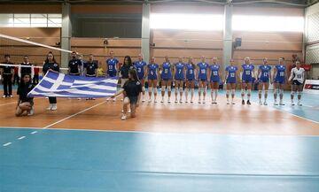 Silver European League: Η εθνική γυναικών νίκησε 3-1 στην Εσθονία