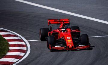 Grand Prix Καναδά: Ο Φέτελ γρηγορότερος στο FP3