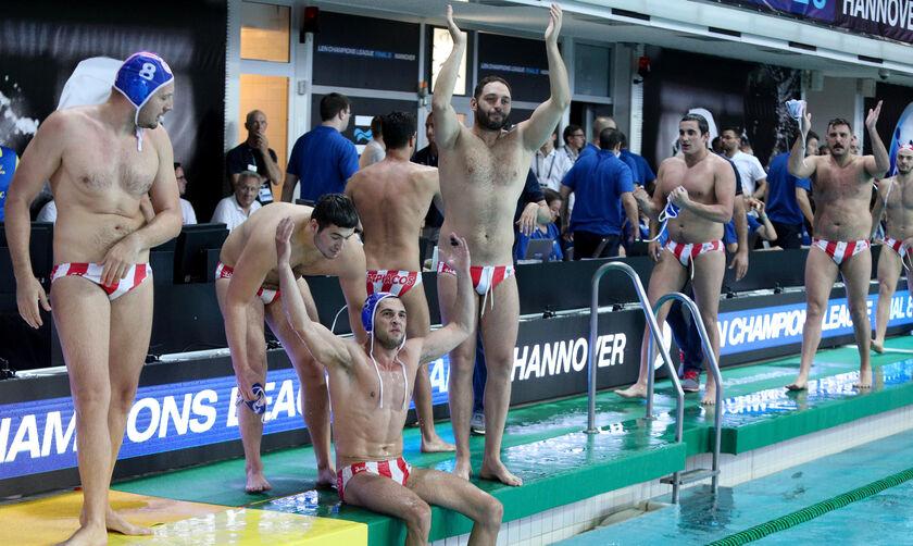 Με την ίδια 13άδα ο Ολυμπιακός στον τελικό