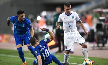 Τα highlights του Ελλάδα - Ιταλία 0-3 (vid)