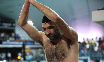 Ολυμπιακός: Αντίο τεράστιε Πάβιτς!