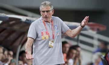 Aναστασιάδης: «Φταίω εγώ αλλά και επτά παίκτες είχαν απόδοση κάτω του μετρίου»