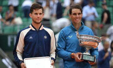 Roland Garros: Ναδάλ-Τιμ (Live streaming)