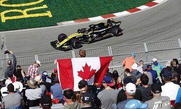 Formula 1 Grand Prix Καναδά: Live Streaming (21.00)