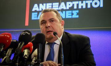 ΑΝΕΛ... τέλος - Δεν κατεβαίνει στις εκλογές το κόμμα του Καμμένου (vid)